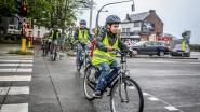 Twee op de drie fietsers in Wallonië rijden zonder helm
