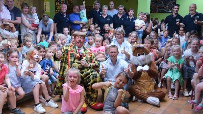 Met 110 op kinderpaasfeest van vriendenkring John&Sybille