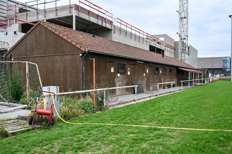 Door het verlies van de cafetaria aan de Zandberg verhuist Eendracht Zele haar jeugdwerking naar Ter Elst.
