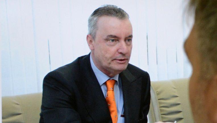 Diplomaat Onno Elderenbosch. Beeld AFP