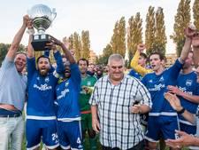Loting Arnhem Cup door regionale trainers