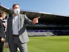 """Anderlecht comprend de devoir jouer sans public mais """"est déçu"""", Courtrai aussi"""