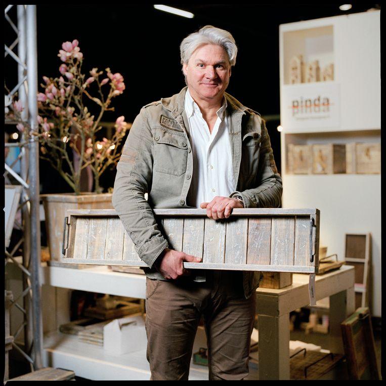 Willem Jager (50), Houten Beeld null