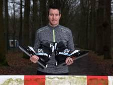 Avondklok dwingt duursporter Eelco Franckaert tot improviseren bij 24 uur sporten
