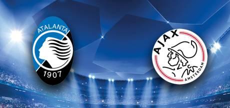LIVE | Hoe houdt aanvallende formatie van Ajax zich in Bergamo?