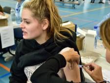 Topdrukte in Gouda bij inenten tegen meningokokken