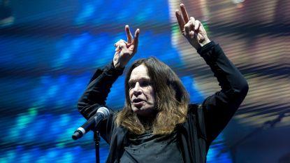 Ozzy Osbourne geopereerd aan hand