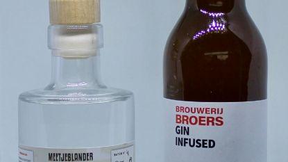 Brouwerij Broers en Stokerij Eenvoud lanceren samen blijf-in-uw-kotbier 'Gin Infused'