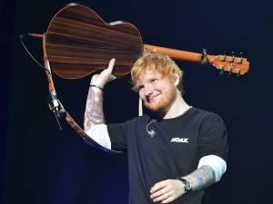 Ed Sheeran fait une pause dans sa carrière