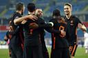 Oranje won in Polen, maar zag het avontuur in de Nations League wel eindigen.