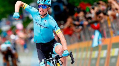 VIDEO. Bekijk de slotkilometer van de zevende etappe in de Giro