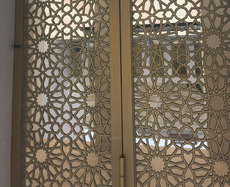 Slavernijmuseum Qatar  Beeld Petra Sijpesteijn