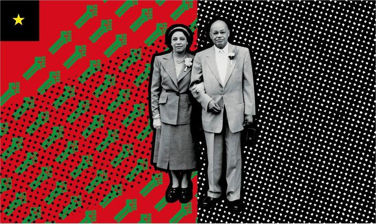 Hermina en Otto Huiswoud Beeld Imara Limon