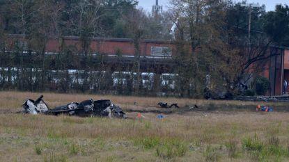 Vliegtuigje crasht in Louisiana: vijf doden en vier gewonden