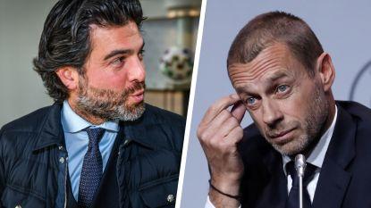 """België moet niet langer Europese uitsluiting vrezen als competitie wordt stopgezet, Mehdi Bayat: """"Ceferin is altijd duidelijk geweest"""""""