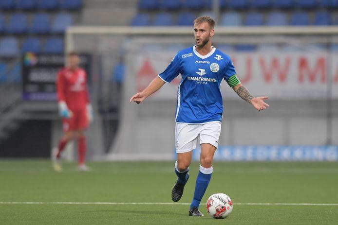 FC Den Bosch-aanvoerder Danny Verbeek.