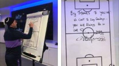 De klasse van Pochettino: Argentijn liet in Spurs-kleedkamer nog boodschap achter voor Alderweireld en co