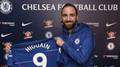 TransferTalk. Higuaín officieel van Chelsea, Piatek naar Milan - Barça heeft De Jong beet - Duurste Buffalo ooit naar Waasland-Beveren - Balotelli ruilt Nice voor Marseille