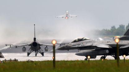 Griekse piloot komt om bij crash na missie om Turkse gevechtsvliegtuigen te onderscheppen