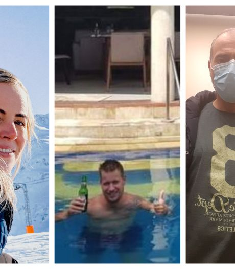 Leven met corona, zo doen deze Twentenaren in het buitenland dat: 'Gelukkig mogen we skiën'
