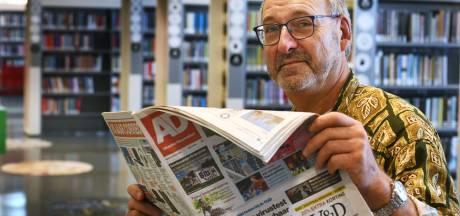 Evert is 64 jaar en wil nu alsnog leren lezen en schrijven: 'Mijn vrouw hielp me altijd, maar ze is nu overleden'