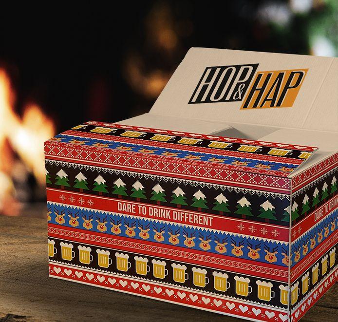 De Hop & Hap Bier adventskalender