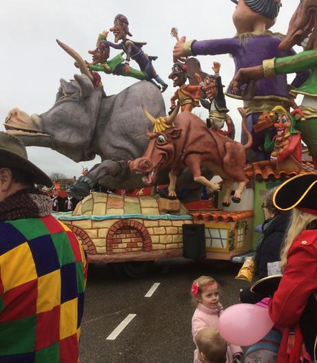 Carnaval trekt door Kloorianenland