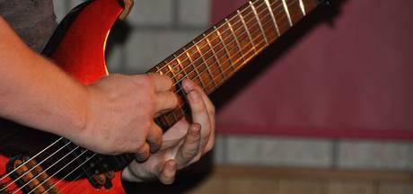 Gitaarclinic Timo Somers bij Music'scool goed bezocht