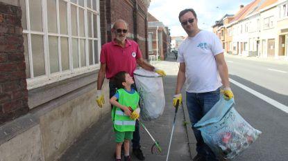 26.000 Belgen verzamelden meer dan 7.000 zakken zwerfvuil op World Cleanup Day
