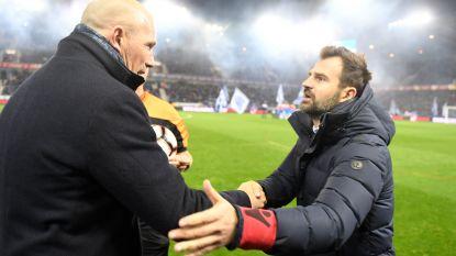 """Leko ziet dat Club """"helemaal terug"""" is, Clement tevreden dat zijn spelers teleurgesteld zijn"""