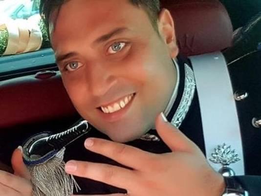 Mario Cerciello Rega, le policier tué