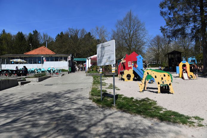 Het Zoetwaterpark in Oud-Heverlee