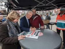 Stadswacht in Helmond gaat zich aan snelheid houden