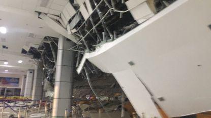 Filipijnen opgeschrikt door aardbeving met kracht van 6,3: dak vliegveld ingestort