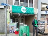 CDA-Europarlementariër Wim van de Camp opent campagnewinkel in Goes