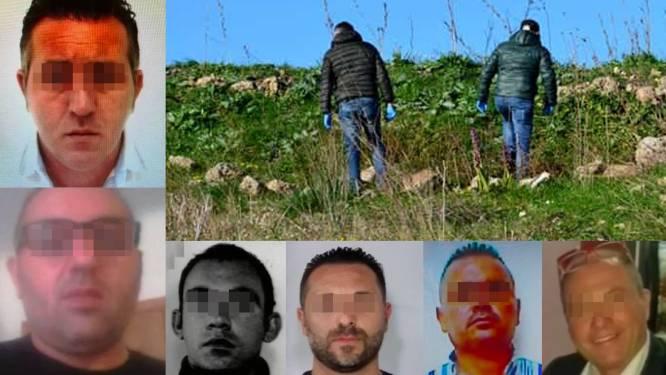 Kalasjnikov die in Sicilië verstopt zat onder de grond gelinkt aan moorden in Luik