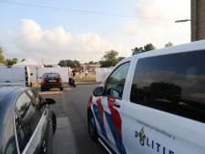 Politie ontruimt festivalterrein in Apeldoorn: organisator zwaar gefrustreerd
