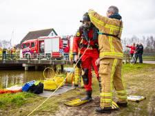 Verdrinkingsnood op de Veluwe: komt de redder straks uit Heerde of Harderwijk?