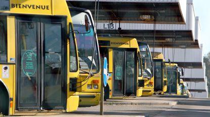 Waalse openbaar vervoermaatschappij TEC hervormt en moet alle bussen opnieuw inschrijven: kostprijs van 100.000 euro