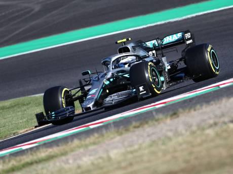Bottas s'impose au Grand Prix du Japon, Mercedes champion du monde des constructeurs