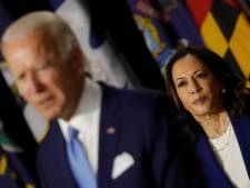 Biden en Harris tijdens eerste speech: 'We zijn klaar om dit land op te bouwen'