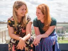 Cabaretduo Yentl en de Boer: 'Zwanger en al hebben we ons beste materiaal geschreven'
