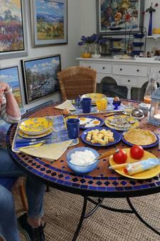 Brabants dorp dunner en fitter door dieet