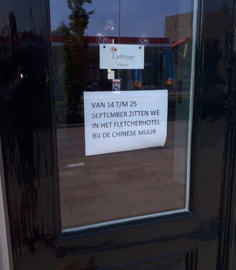 Huurder NS Station Winterswijk werkt voorlopig vanuit een hotel: vergunning klopt niet