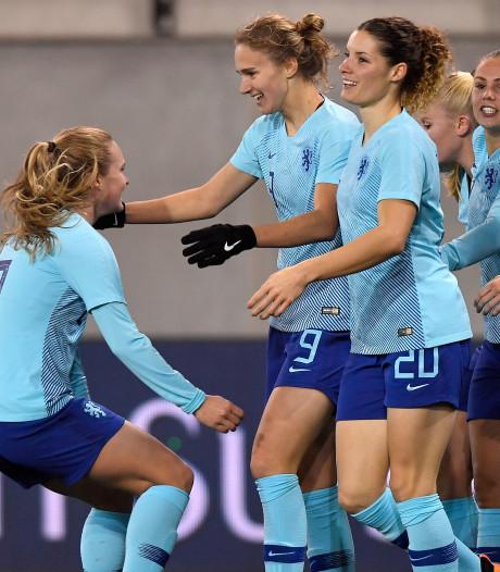 Vrouwenvoetbal blijft groeien