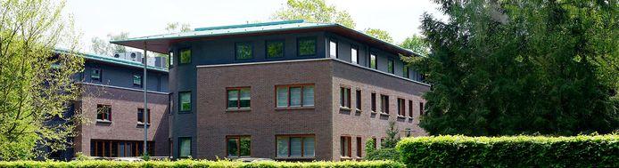 Het hoofdkantoor van Trivest is gevestigd aan de Amersfoortseweg in Apeldoorn.