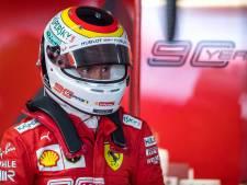 Vettel domine la première séance d'essais libres au GP d'Allemagne