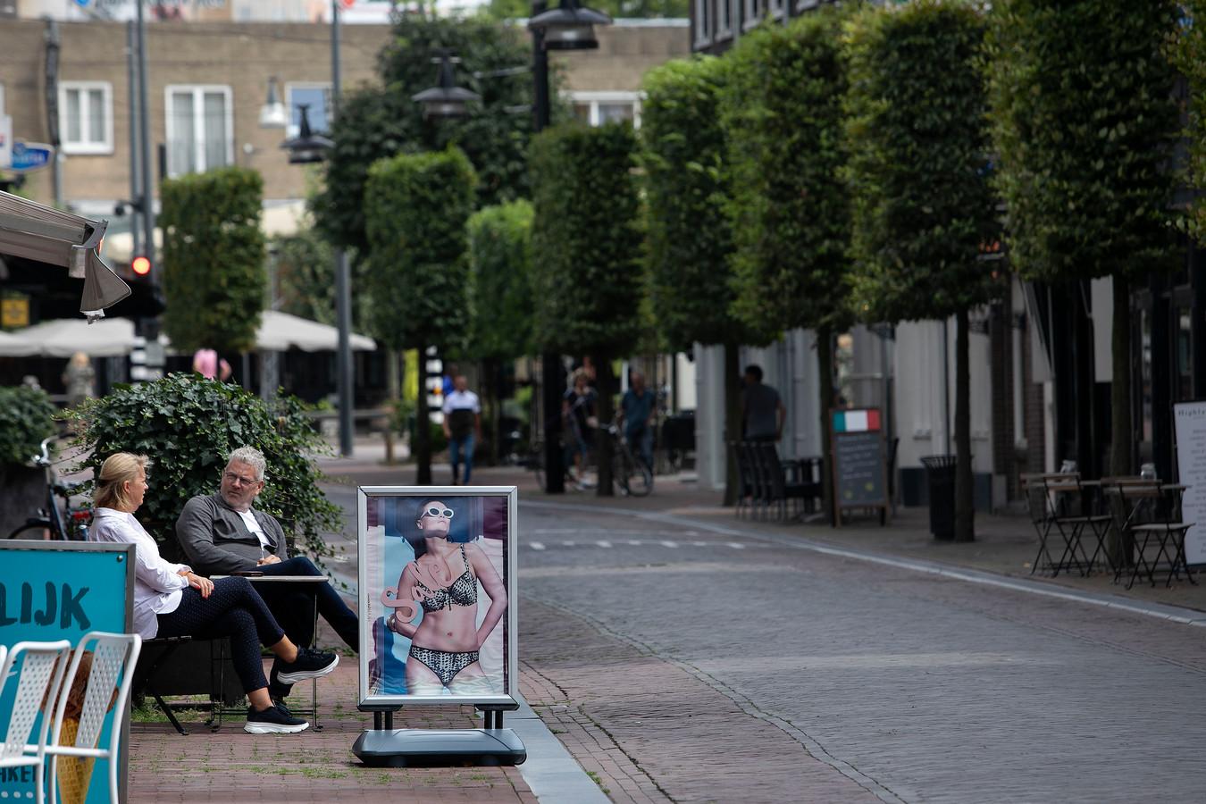Helmond winkelstraat de Steenweg