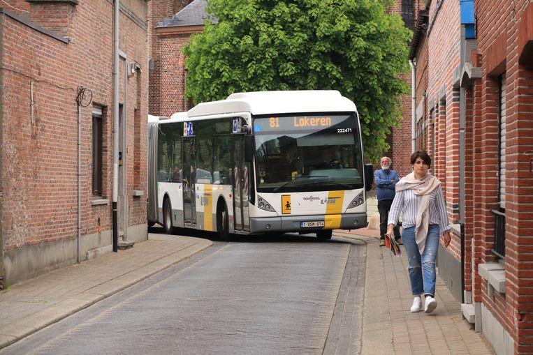 In de wijk Gaverland klagen buurtbewoners over het vele verkeer en het feit dat de straten daar niet op voorzien zijn.