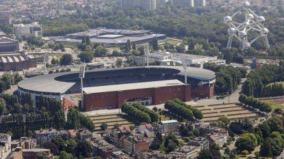 """Koning Boudewijnstadion wordt Golden Generation Arena: """"Onze uitzonderlijke generatie sporters verdient nieuwe tempel"""""""